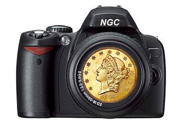 digital Coin Photography