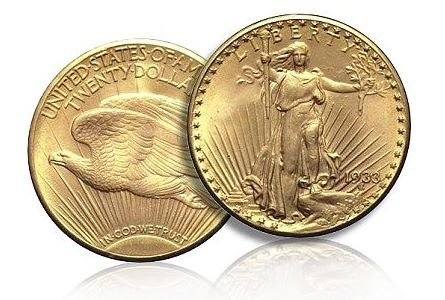 1933 Double Eagles