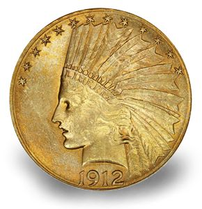 $10 Indian Gold Coins