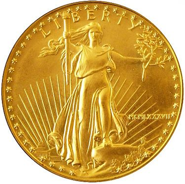 American Gold Eagle US Mint