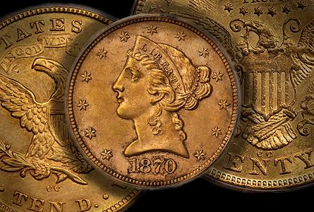 The Battle Born Gold Coins: A Quick Analysis By Doug Winter