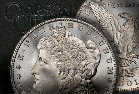 Coin Rarities & Related Topics: Carson City Mint Morgan Silver Dollars