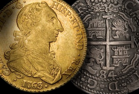 Morton Amp Eden To Sell Spanish Colonial Coins From The
