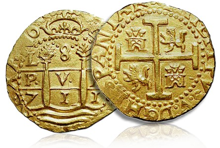 Collecting Peruvian Gold Cobs