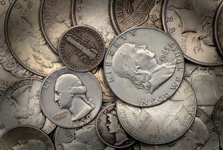 Spot Price When Ing Silver Coins
