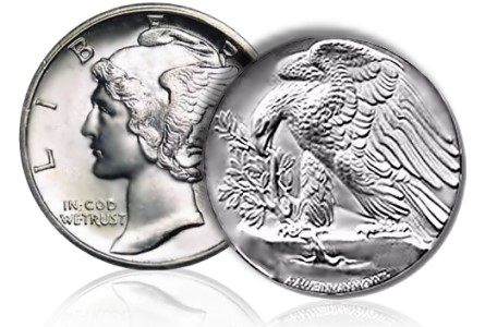 Design of US Palladium Coin