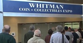 Why the Whitman Baltimore Coin and Collectibles Expo has Become So Popular. VIDEO: 5:10.