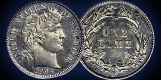 CoinWeek IQ: Story of the 1894-S Barber Dime