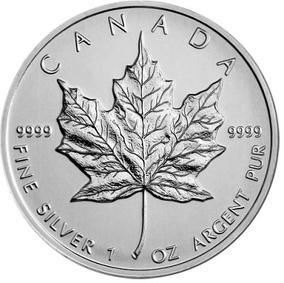 Silver 101 Canadian Silver Maple Leaf Coin Design Turns 25