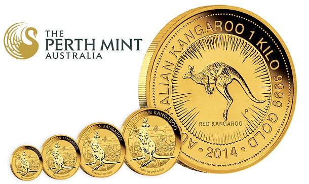 Perth Mint Reveals 2014 Gold and Silver Australian Bullion Coin Program