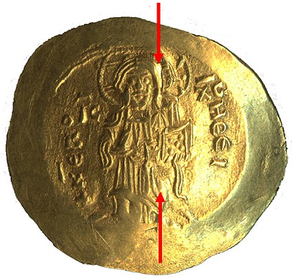 Well-Educated Byzantine Coin Manuel I Comnenus1143-1180 Ad Constantinople Billon Aspron Trachy Coins & Paper Money