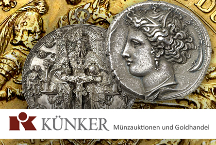 Künker Spring Sale Rare Coin Recap: A Week Full of Surprises