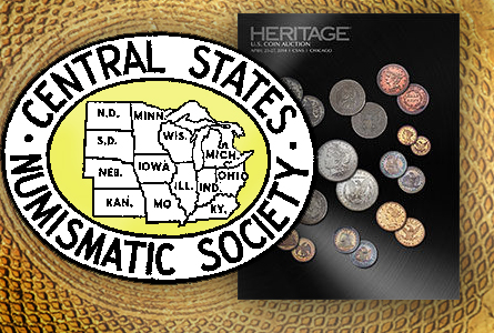 Central States Auction Signals Strength in Rare Coin Market