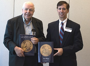 Authors Q. David Bowers (left) and Robert Galiette (right).
