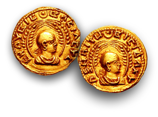 Coinage of Aksum - endubis