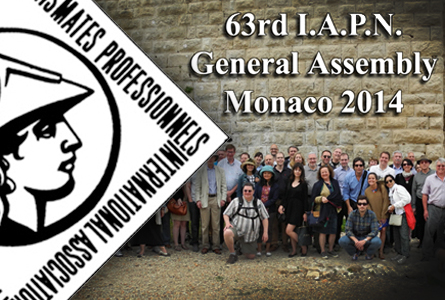 International Association of Professional Numismatists Meet in Monte Carlo
