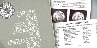 The History of the First Third-Party Coin Grading Service – ANACS