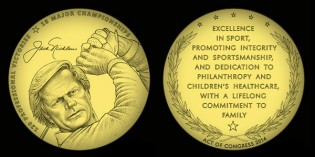 Congressional Gold Medal Presented to Jack Nicklaus