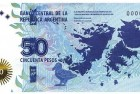 Argentina to Issue New 50 Peso Falkland Islands Note