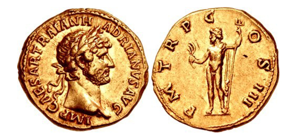 Hadrian normal style
