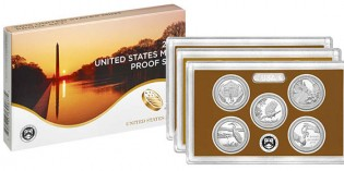 2015 U.S. Mint Proof Set Available March 24
