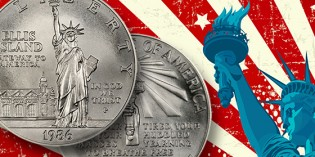 Commemorative Stories: 1986 Statue of Liberty-Ellis Island Coin Program