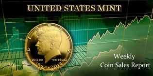 State of the Mint –  U.S. Mint Coin Sales as of March 1, 2015