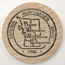 PNNA wooden nickel