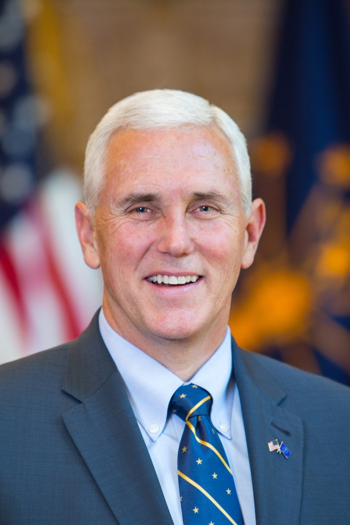 Indiana Governor Mike Pence (R)