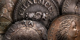 Early American Rare Coins & Patterns in Kendall Collection Bring Solid Prices in Baltimore