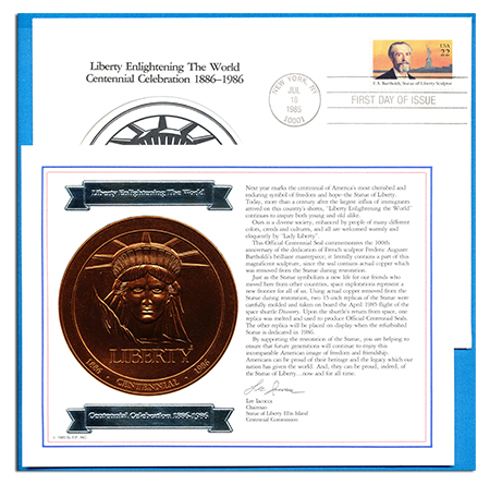 USPS-CopperFoil-FDC