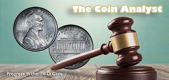 The Coin Analyst: Federal Judge Rules Against Government in 1974-D