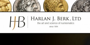 Going Mobile: Harlan J. Berk Introduces New App and Coin Auction Series