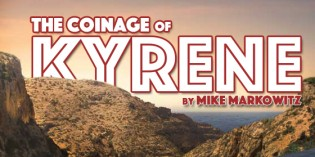Coinage of Kyrene: A Greek City in Libya