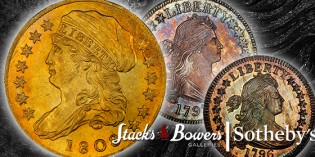 World Records Fall at the Stack's Bowers / Sotheby's Coin Auction:  D. Brent Pogue Collection Sale Nets Over $25 Million for Just 128 Coins