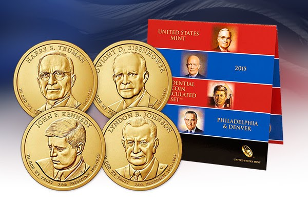 Presidential_dollar_2015-Unc-Set