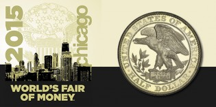 PCGS Hosts Simpson Half Dollar and Stella Patterns At World's Fair of Money