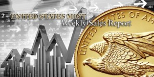 State of the Mint – U.S. Mint Coin Sales as of Jan. 3, 2016
