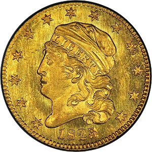Pogue 1825/4 Half Eagle