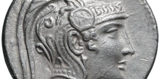Ancient Coin Profiles: Greece – Athenian New Style Tetradrachm