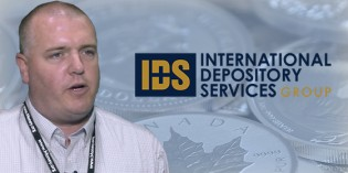 International Depository Services Specializes in Precious Metals Storage – VIDEO: 2:56
