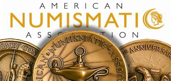 American Numismatic Association medals
