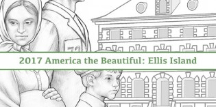 First Look: 2017 America the Beautiful Quarter Program Ellis Island Design Candidates – Video: 3:09