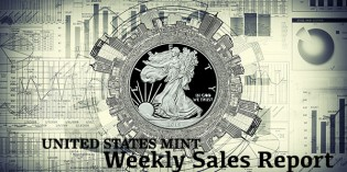 State of the Mint – U.S. Mint Coin Sales as of Jan. 17, 2016