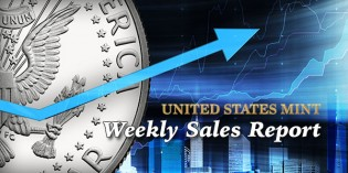 State of the Mint – U.S. Mint Coin Sales as of October 18, 2015