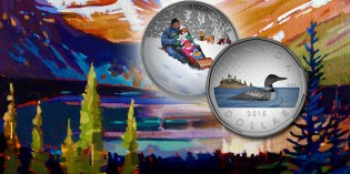 Royal Canadian Mint's Newest Collector Coins Celebrate Much-Loved Images of Canada