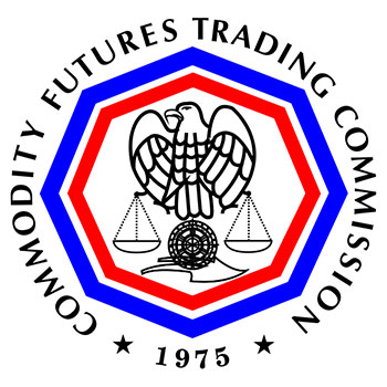 Commodities Futures Trading Commission (CFTC) logo