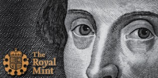 Royal Mint Reveals Coin Designs for 2016