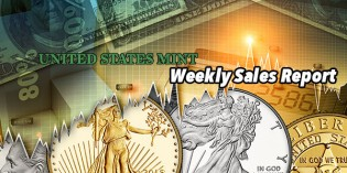 State of the Mint – U.S. Mint Coin Sales as of November 9, 2015