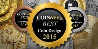 Capercaillie, Libertad Reverse Proof Named Two of CoinWeek's Best Coin Designs of 2015